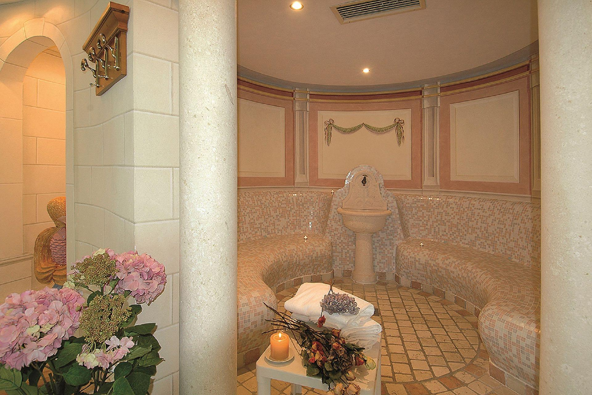 Turkish Bath and Sauna