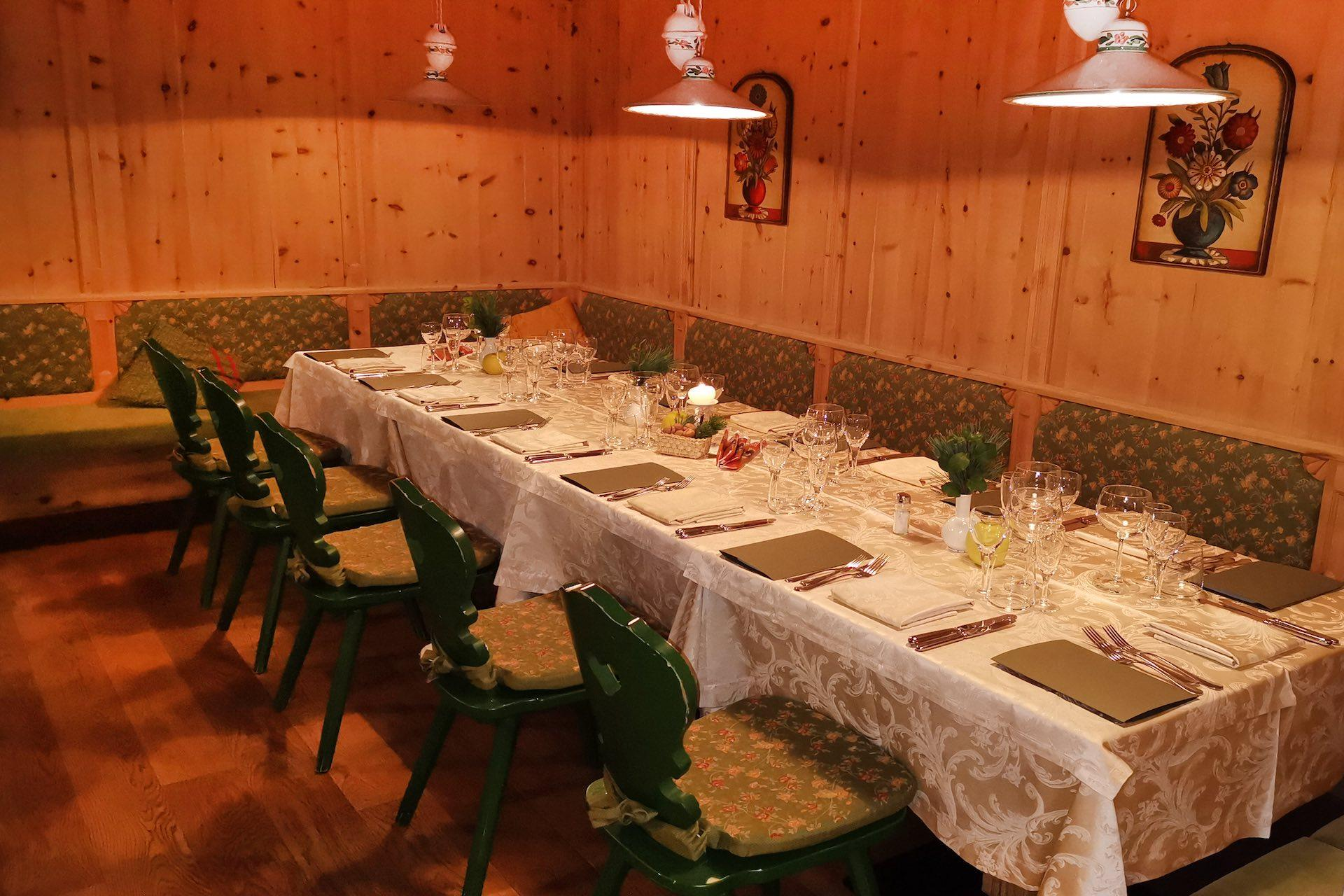 Restaurant Casa del Campo